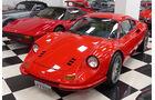 Ferrari Dino - Nelson Piquet - Autosammlung