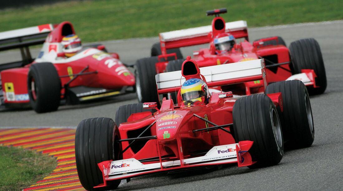 Ferrari  F1-2000 RM Auctions Monaco 2012