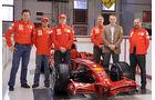 Ferrari F1 Team 2008