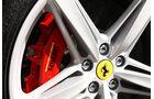Ferrari F12 Berlinetta, Felge