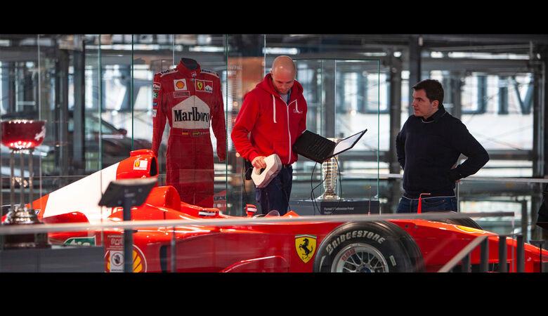Ferrari F2000 - Automobilist - Scan - F1