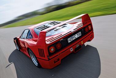 Ferrari F40, Enzos letzter Wille