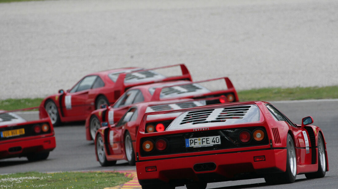 Ferrari F41