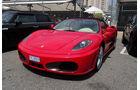 Ferrari F430 - Carspotting - GP Monaco 2017