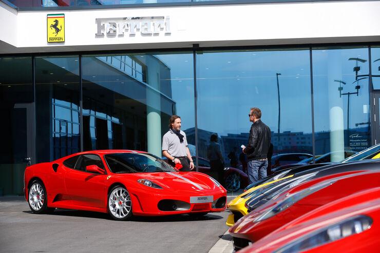 Ferrari F430, Händler, Gebrauchtwagen