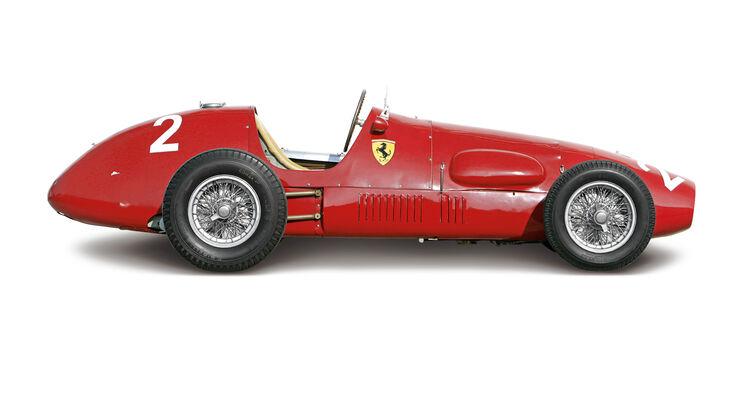 Ferrari F500 - Beste F1-Autos