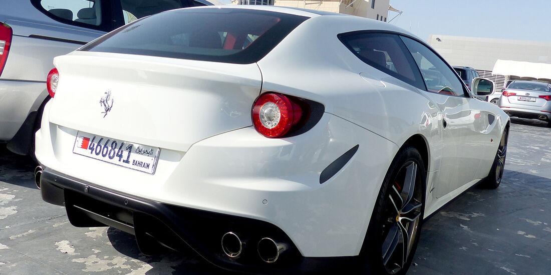 Ferrari FF - Carspotting Bahrain 2014
