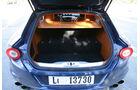 Ferrari FF, Detail, Kofferraum, Gepäckabteil