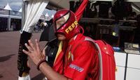 Ferrari-Fan - Formel 1 - GP Japan - Suzuka - 10. Oktober 2013
