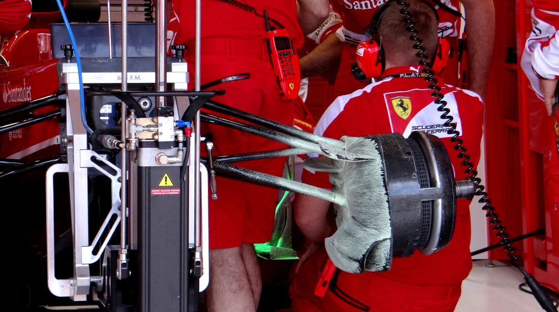 Ferrari - Formel 1 - GP Australien - 15. März 2013
