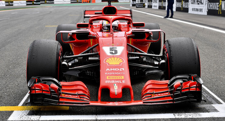 Power Ranking Gp Belgien 2018 Ferrari Schockt Mercedes Auto Motor