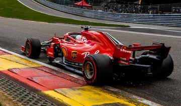 Ferrari - Formel 1 - GP Belgien 2018