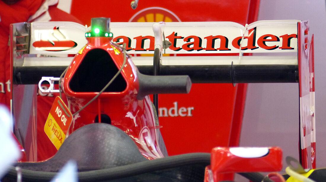 Ferrari - Formel 1 - GP Belgien - Spa-Francorchamps - 21. August 2014