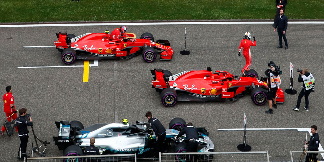 Ferrari - Formel 1 - GP China 2018