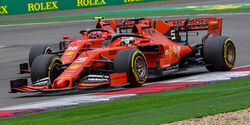 Ferrari - Formel 1 - GP China 2019