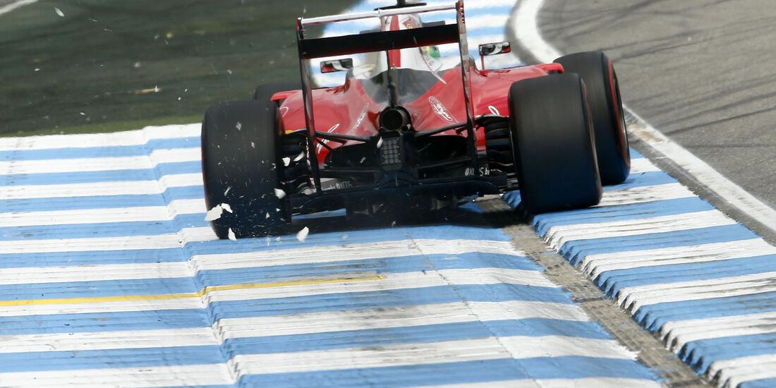 Ferrari  - Formel 1 - GP Deutschland - 30. Juli 2016