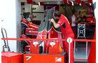 Ferrari - Formel 1 - GP Italien - 4. September 2014