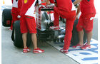Ferrari - Formel 1 - GP Italien - 6. September 2014