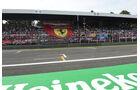 Ferrari - Formel 1 - GP Italien - Monza - 3. September 2016