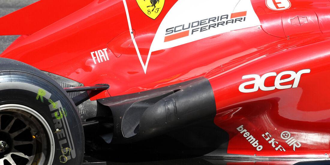 Ferrari - Formel 1 - GP Japan - Suzuka - 6. Oktober 2012