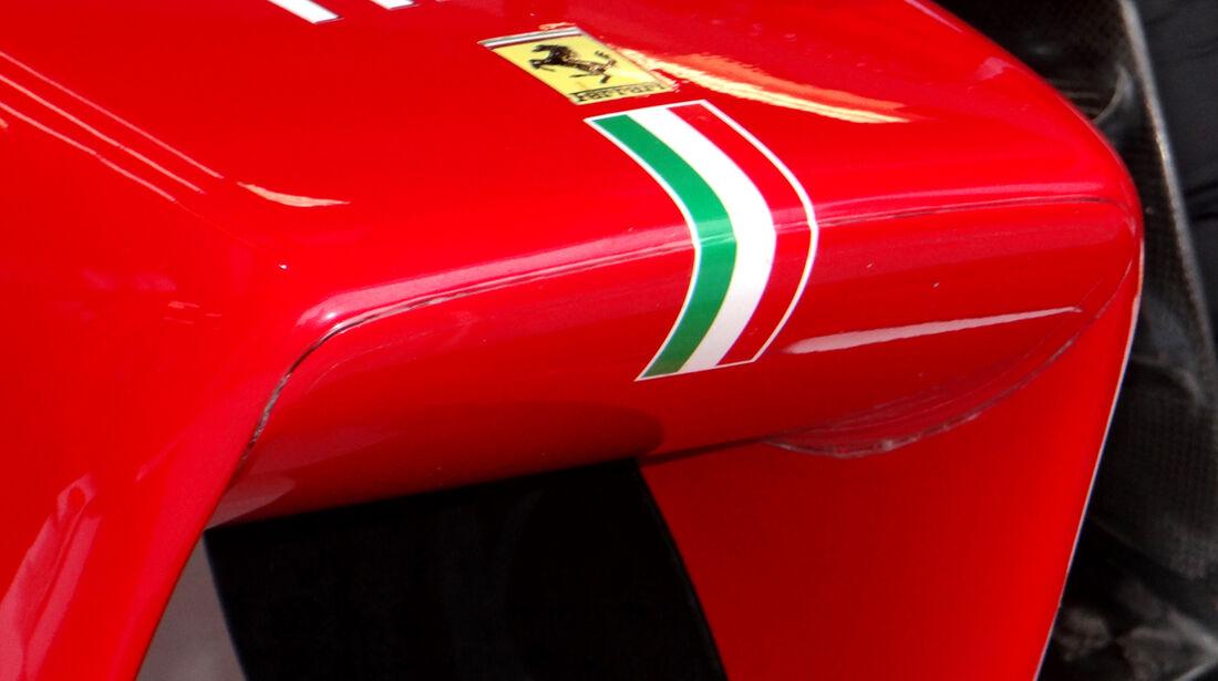 Ferrari - Formel 1 - GP Kanada - 8. Juni 2013
