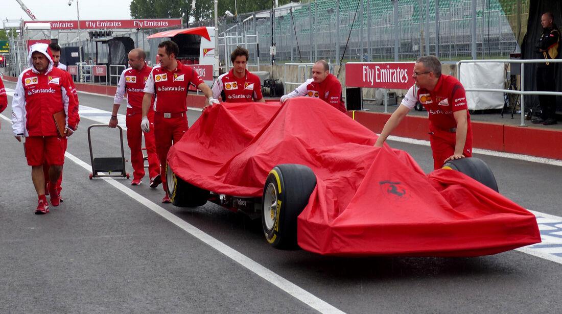 Ferrari - Formel 1 - GP Kanada - Montreal - 5. Juni 2014