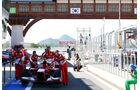 Ferrari - Formel 1 - GP Korea - 3. Oktober 2013