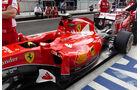 Ferrari - Formel 1 - GP Mexico - 29. Oktober 2015