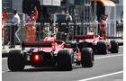 Ferrari  - Formel 1 - GP Mexiko - 26. Oktober 2018