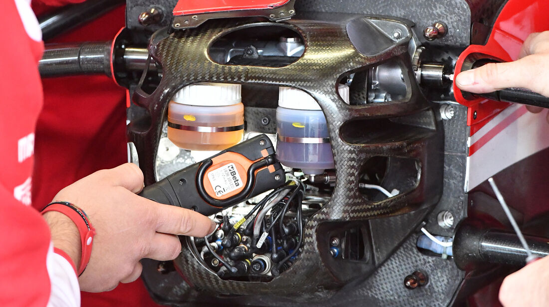 Ferrari - Formel 1 - GP Mexiko - 28. Oktober 2016