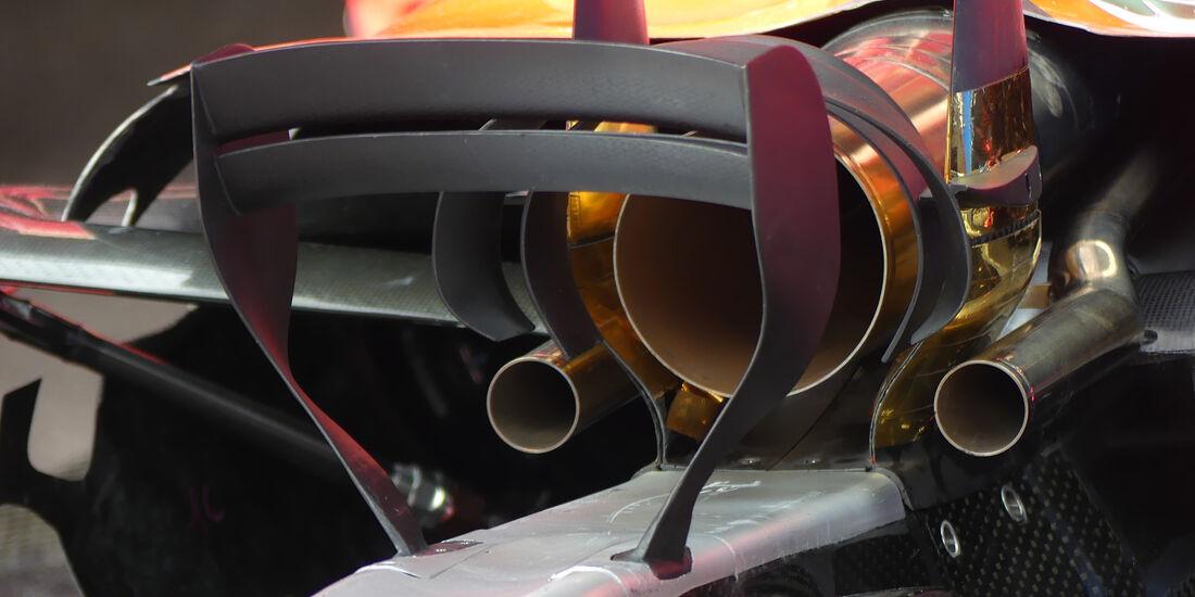 Ferrari - Formel 1 - GP Monaco - 25. Mai 2017