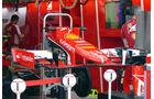 Ferrari - Formel 1 - GP Monaco - Freitag - 22. Mai 2015