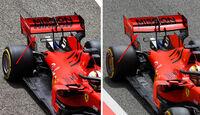 Ferrari - Formel 1 - Technik - GP Australien / GP Bahrain 2019