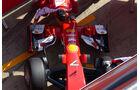 Ferrari - Formel 1-Test - Barcelona - 19. Februar 2015