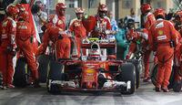 Ferrari - GP Abu Dhabi 2016