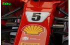 Ferrari - GP Aserbaidschan 2017 - Baku - Technik-Updates