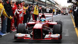 Ferrari GP Australien 2013