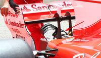 Ferrari - GP Bahrain - Technik - Formel 1 - 2017