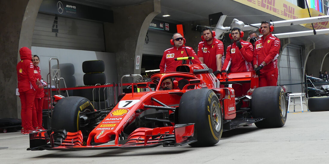 Ferrari - GP China 2018