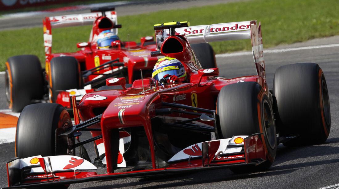 Ferrari - GP Italien 2013