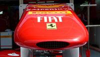 Ferrari - GP Italien - 8. September 2011