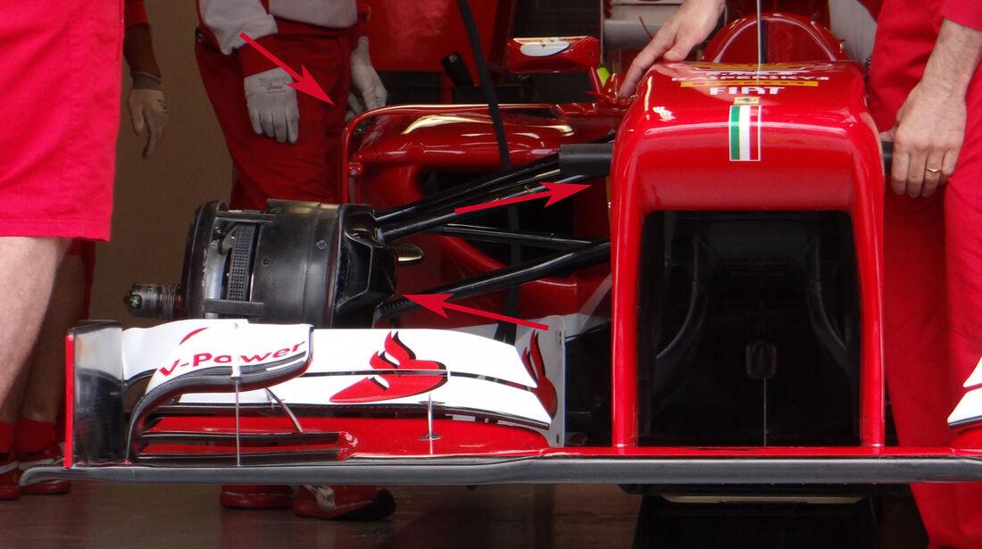 Ferrari GP Kanada 2013