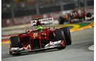 Ferrari GP Singapur 2012