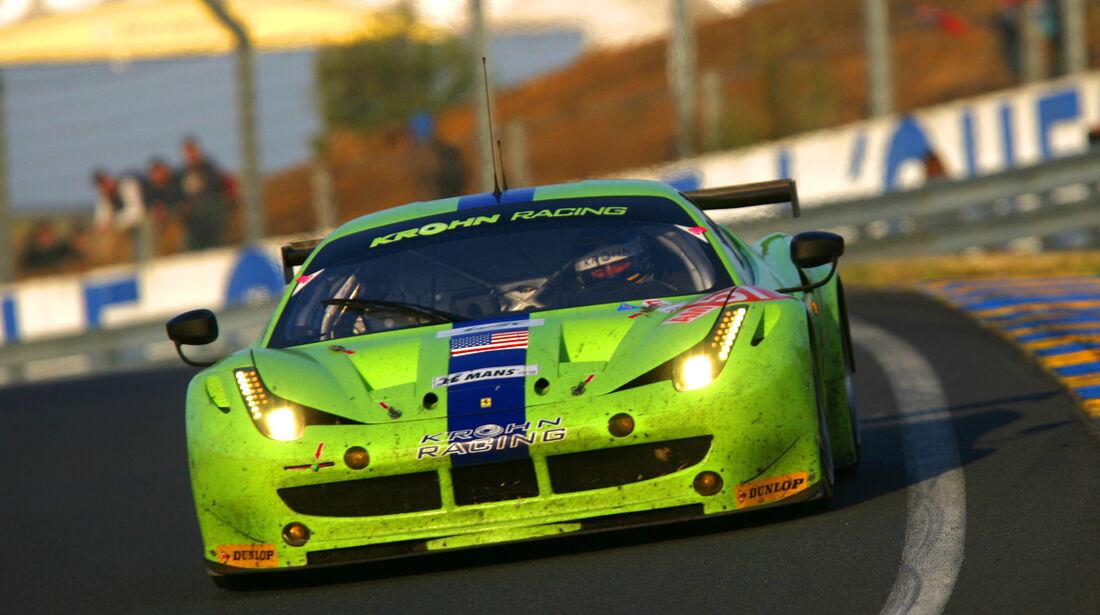 Ferrari GT Am Le Mans 2012