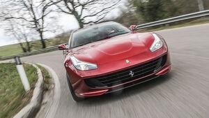 Ferrari GTC4 Lusso T Fahrbericht Helmreich