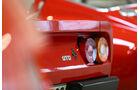 Ferrari GTO, Heckleuchte