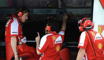 Ferrari-Ingenieure 2013