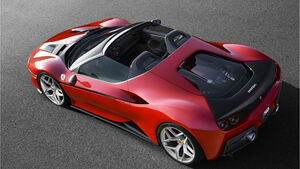 Ferrari J50 - Roadster - Mittelmotor - One-Off