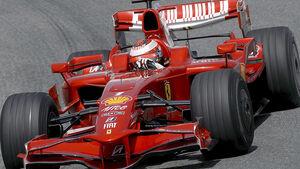 Ferrari Jerez 2008