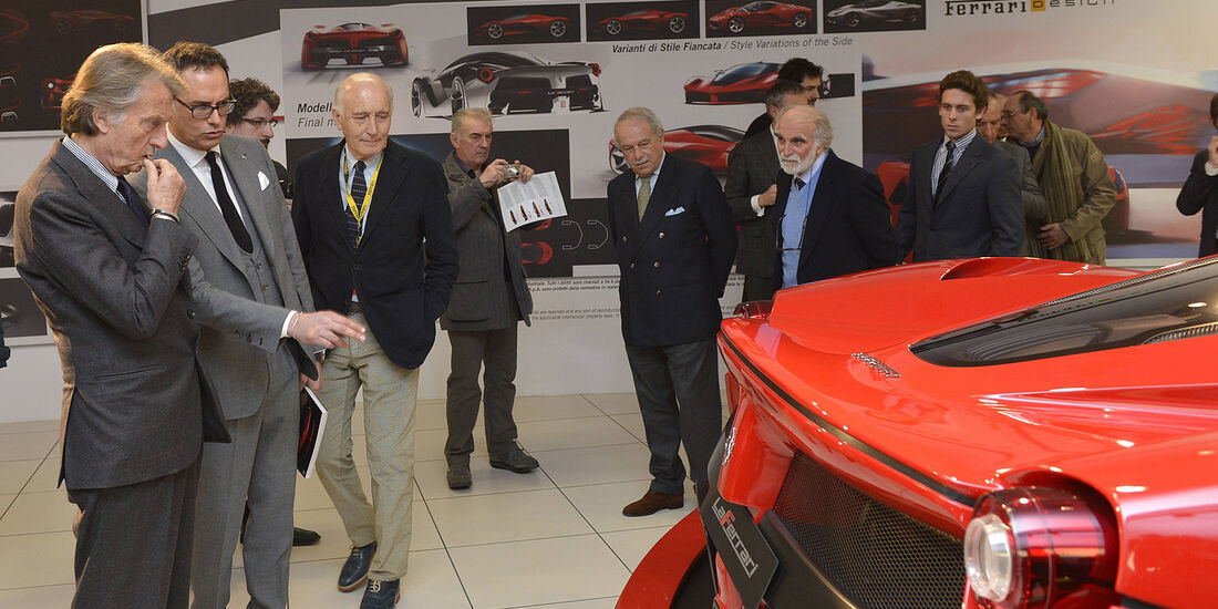 Ferrari La Ferrari, Museum Maranello